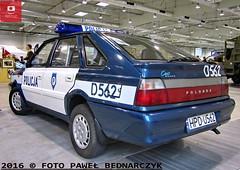D562 - Radiowóz Polonez - KWP Lublin (pawelbednarczyk) Tags: d562 hpd hpdu562 fso polonez parczew lublin lubelskie lubelszczyzna poldek radiowóz