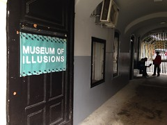 Muzej Iluzija - Museum of Illusions, Zagreb, Croatia (John Kannenberg) Tags: muzejiluzijamuseumofillusions zagreb croatia museum illusions illusion