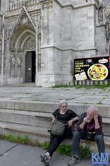 Vienna: Votive Church (Erwin van Maanen) Tags: church kirche kerk wenen wien vienna votivechurch votivkirche erwinvanmaanen kroonenvanmaanenfotografie nikond800 oostenrijk austria rk catholic