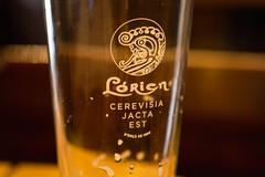 Empty glass at Lórien Bar (mightymightymatze) Tags: majorca mallorca spain spanien catalunya palma palmademallorca beer bier craftbeer bar lorien lórien