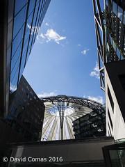 Berlin - Potsdamer Platz (CATDvd) Tags: alemania alemanya architecture arquitectura august2016 berlin berln building canonpowershots110 catdvd davidcomas deutschland edifici edificio germany httpwwwdavidcomasnet httpwwwflickrcomphotoscatdvd potsdamsquare potsdamerplatz