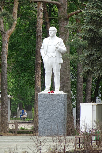 Lenin in Monino