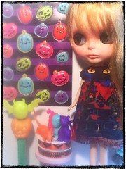 Part 1: Some Blythe Swap Gifts