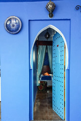Hotel Dar Annasr, Chefchaouen, Morocco (virt_) Tags: chefchaouen tangerttouan morocco 2016 summer europe trip travel travels vacation family kids