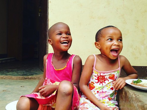 "Happy girlies 😊💖💗❤️ #smilebig #lotsoflaughs #cutiepies #happiness  #tuleeniorphans #ourkidsarethefuture • <a style=""font-size:0.8em;"" href=""http://www.flickr.com/photos/59879797@N06/30875891405/"" target=""_blank"">View on Flickr</a>"