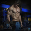Zack McGuirk NFM (TerryGeorge.) Tags: zack mcguirk nfm natural fitness models abs six pack workout toned athletic sexy ripped male muscle buldge