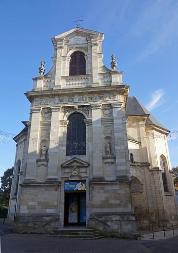 2016-10-24 10-30 Burgund 680 Nevers, Saint-Pierre