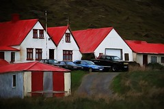 From Iceland. (Tta. 27.12.1964.) Tags: oldhouse iceland sland