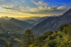 Early morning hike (georg19621) Tags: knigsee deutschland genre jahr 2012 landscape mountains misc sunsetsunrise year
