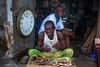The Watchmaker (Devesh Uba) Tags: badagry watch watchmaker watchrepair snapitoga nigerianman nigeria africa africanman