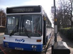 1017 K117 HUM Volvo B10B Strider [1] (sambuses) Tags: 1017 k117hum