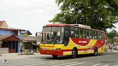 San Agustin 8855 (joshr0ckx) Tags: bus coach philippines