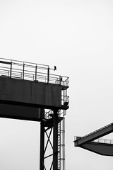 DSCF5683 (aljoscha) Tags: berlin westhafen industrie industrial behala