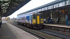 Arriva Northern Class 153 153324 (alex.sleight) Tags: arriva northern class 153 153324