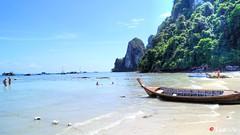 Phi Phi Island, Thailand (Ld\/) Tags: phiphi island thailande thailand iles dream beach andaman sea blue holiday phuket patong