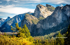 A Room with a View (RedHatGal: Barbara Butler/FireCreek Photography) Tags: yosemite waterfall mountain rock hill forest trees nationalpark outdoor landscape october tuolumecounty ca barbarabutlerphotography firecreekphotography redhatgal
