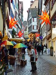 Weihnachtliches Tbingen (dierk schaefer) Tags: deutschland germany allemagne badenwrttemberg tbingen dierkschaefer
