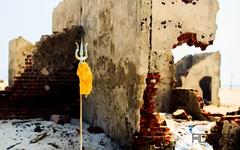 Trishool (Rohan2021) Tags: hindu trishool dhanushkodi tamil nadu canon 6d 50mm 12l