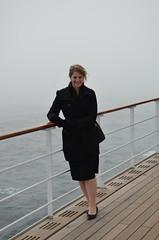 DSC_5748 (Vintage Alexandra) Tags: queen mary 2 ship ocean liner cunard qm2 travel fog
