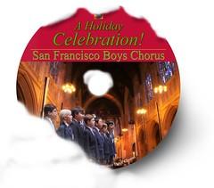 Holiday CD (gcquinn) Tags: sfbc christmas holiday holidays carols geoff geoffrey quinn