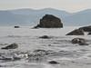 6346 A rock in the straits (Andy - Busyyyyyyyyy) Tags: 20161105 aaa aberlleiniog bbb boulders menaistraits mmm ripples rocks rrr sss water wavelets www
