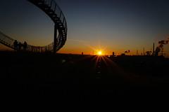 Tiger and Turtle (sare____) Tags: duisburg ruhrgebiet landscape landschaft industrie industry park ruhrpott tigerandturtle