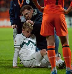 P4056069 (roel.ubels) Tags: netherlands women soccer nederland slovenia venlo voetbal oranje sloveni vvv vrouwenvoetbal dekoel kwalificatiewedstrijd