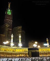 مكة المكرمة (Nawaf Alshammeri) Tags: mecca makkah مكه المسجد الكعبه الحرام المكرمه الطواف طواف