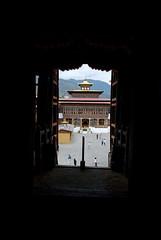 (Hartfried Schmid) Tags: geotagged bhutan kingdom best himalaya mybest southasia btn highquality tashichhodzong thimbu geo:lat=2748973600 geo:lon=8963472000