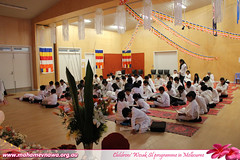 2012 Kids Wesak Sil Program