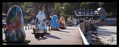 Menhir Parade (Phil 22) Tags: art 22 raw phil pentax bretagne parade breizh cowparade k5 artiste perrosguirec menhir lannion côtesdarmor trestraou menhirparade