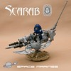 Scarab (ted @ndes) Tags: bike bug insect marine lego space military beetle system technic minifig fusion bionicle speeder triathalon collectable scarab herofactory