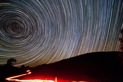 Finding the Way Home (mike.salway) Tags: startrails earthandspace competition:astrophoto=2012