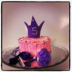 Princess Cake by Brittiany P Pittsburg PA, www.birthdaycakes4free.com