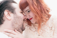 (lily.szabo) Tags: carnival cute love fun photography groom bride engagement newjersey couple punk photographer creative nj adorable games jackson ring sixflags engaged greatadventure oceancounty offbeat