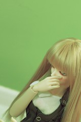 Ilana C.Moore (Kiliam.Kei) Tags: girl ball doll crying fake bjd abjd jointed faceup misora dreamingdoll estebebe