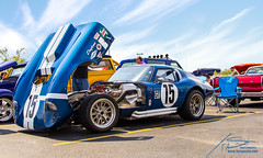 Wisconsin Early Mustangers 2013 - Shelby Daytona (t.szuta) Tags: show ford car canon shelby daytona vintageracing 60d tonyszuta