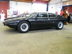 Lamborghini Urraco P 250 (1973) (Transaxle (alias Toprope)) Tags: auto show berlin classic cars beauty car vintage nikon power antique voiture historic coche soul classics oldtimer bella autos veteran macchina coches voitures toprope antigo antigos oldtimershow glien paaren 2013