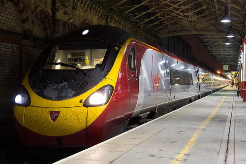 390046 Virgin Trains Pendolino