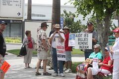 Tea Party Protests IRS (Jeff Scism) Tags: protest irs teaparty scism jeffscism