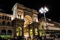 Galleria Vittorio Emanuele II (nic( o )) Tags: italy milan italia milano arcade galerie shoppingmall italie galleria piazzadelduomo galleriavittorioemanueleii giuseppemengoni centralmilan