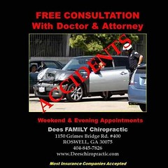 ACCIDENT INJURY CARE (404) 845-7826 (Roswell Personal Injury Chiropractor) Tags: atlanta georgia health chiropractic chiropractor caraccident treatment injuries backpain neckpain headaches flickrandroidapp:filter=none