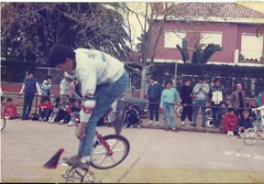 Rui Gonzaga - 1989 (Shot by Louis) Tags: portugal bmx oldschool