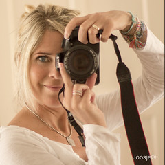 Selfie..... (Joosje) Tags: portrait me face self canon mirror 50mm14 blured mirrorshot selfie