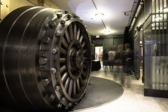 The Vault (dtstuff9) Tags: toronto ontario canada west one king doors open bank vault