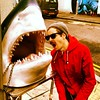 This shark , swallow you whole # Brighton