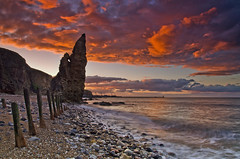 Life on Mars. (paul downing) Tags: sunset summer nikon filters hitech seaham codurham 0609 gnd coastaluk chemicalbeach pd1001 d7000 pauldowning pauldowningphotography