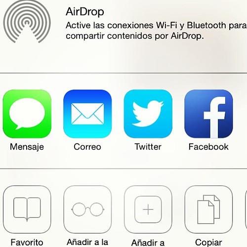 iPhoneのAirDropが超便利!みんなでワイワイ楽しもう!
