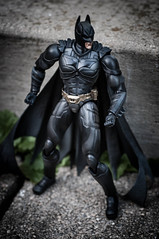 The Batman (misterperturbed) Tags: batman dccomics darkknight playartskai darkknightrises darkknighttrilogy