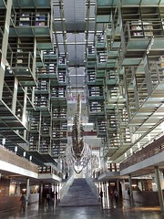 Jose Vasconcelos Library in Mexico City, Mexico (Iris Speed Reading) Tags: world latinamerica southamerica beautiful us amazing cool asia europe top library libraries united most states coolest inspiring speedreading